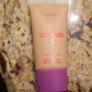 Tarte SPF 20 tinted moisturizer
